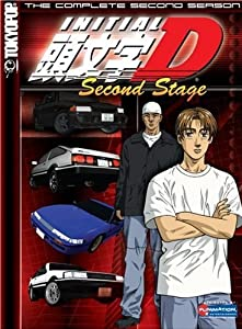Initial D: Second Stage in hindi download
