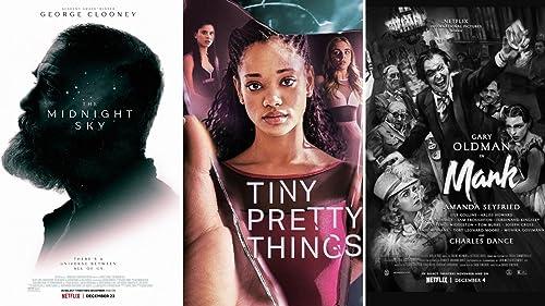 Everything New on Netflix in December list