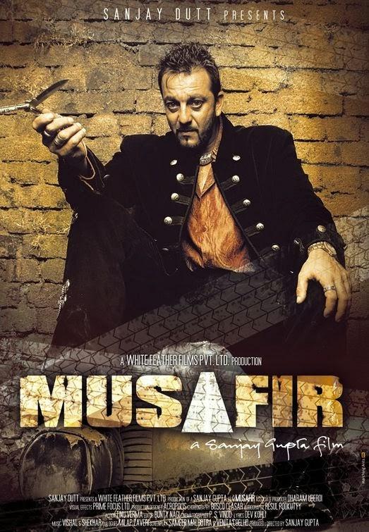 Musafir (2004) UPSCALED 1080P DVD-RIP AVC AC3 5.1 | DRC | 8 GB |