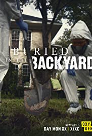 Buried in the Backyard Poster