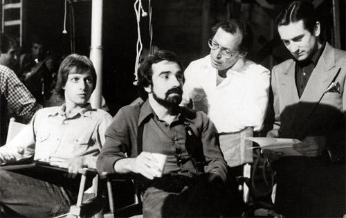 Robert De Niro, Martin Scorsese, and Steven Prince in American Prince (2009)
