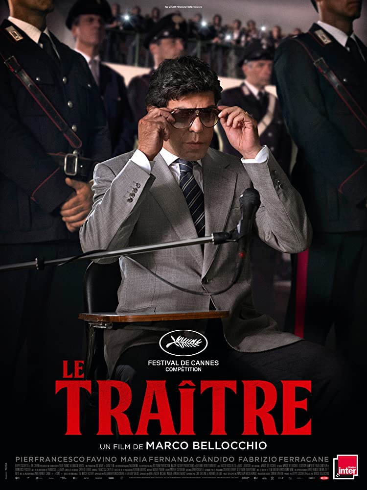Legenda Il Traditore / The Traitor (BluRay)