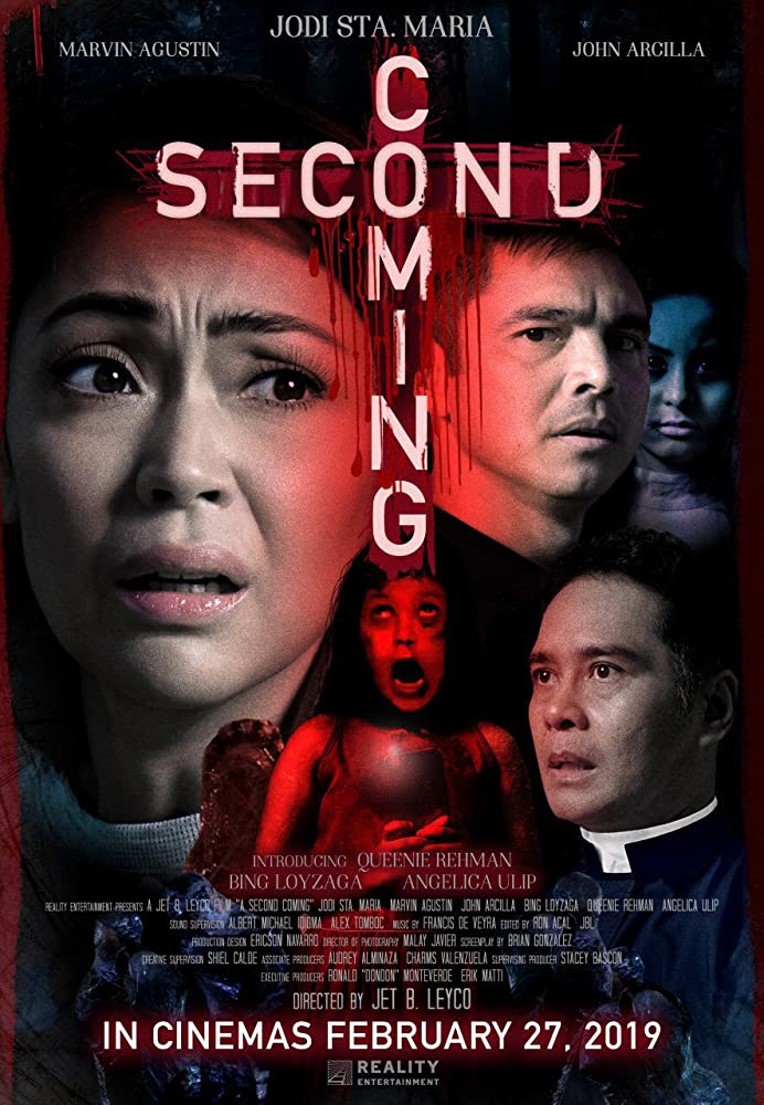 Second Coming (2019)