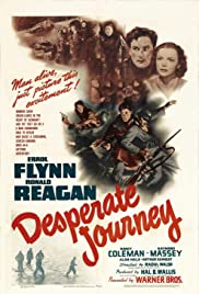 Desperate Journey Poster
