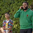 Anthony Anderson and Miles Brown in Black-ish (2014)