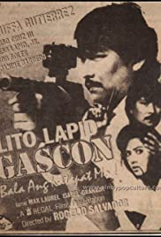 Gascon... bala ang katapat mo Poster