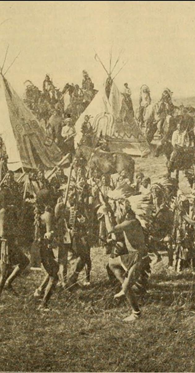 On the Little Big Horn or Custer's Last Stand (1909