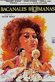Bacanales romanas(1982) Poster - Movie Forum, Cast, Reviews