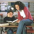 Emmy Rossum and Trevor Morgan in Genius (1999)