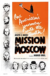 Funny movie clips free download Mission to Moscow [WEBRip]