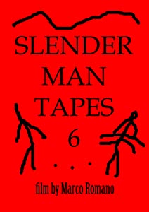 Slender Man Tapes 6 by Marco Romano