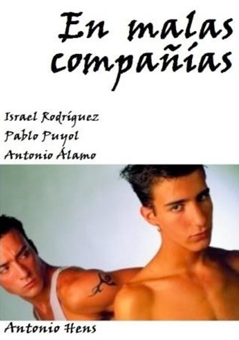 Israel Rodríguez and Pablo Puyol in En malas compañías (2000)