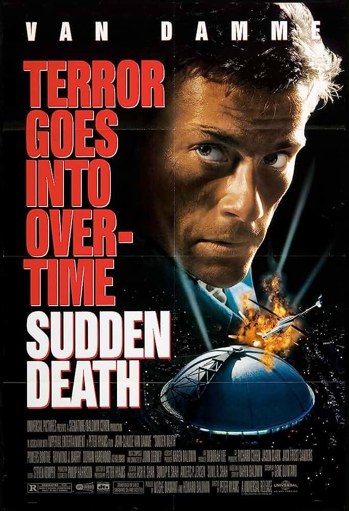 Sudden Death (1995) Hindi Dubbed