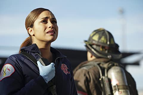 Chicago Fire 5×22 – Mi milagro