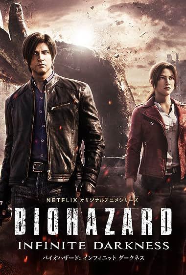 Resident Evil Infinite Darkness (2021) English Season 1 Complete