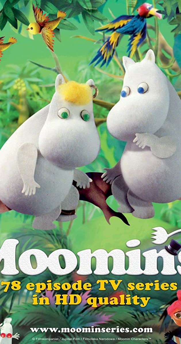 Opowiadania Muminków (TV Series 1977–1982) - IMDb