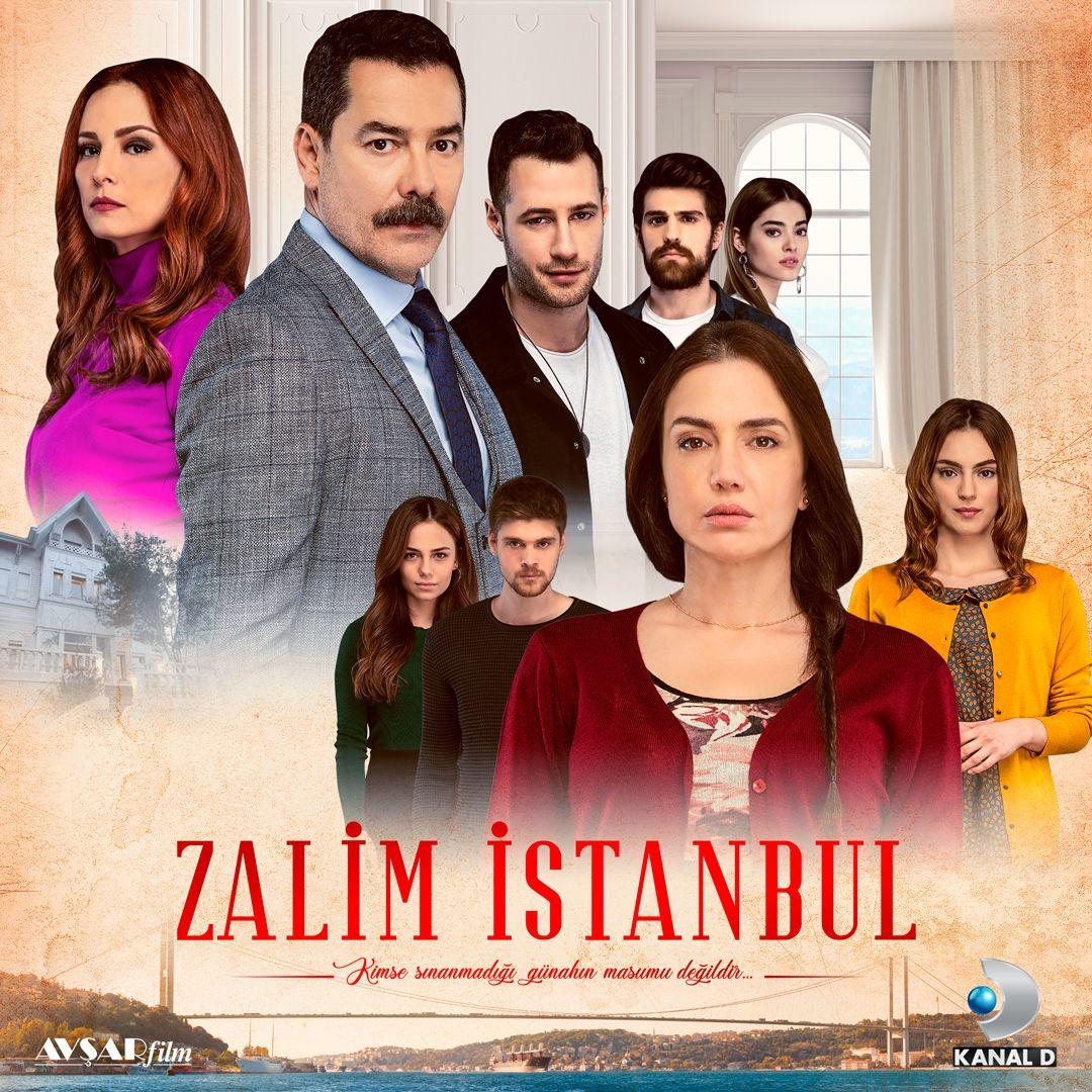 Laukinis miestas (1 sezonas) / Zalim Istanbul
