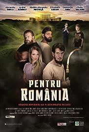 Pentru Romania Poster