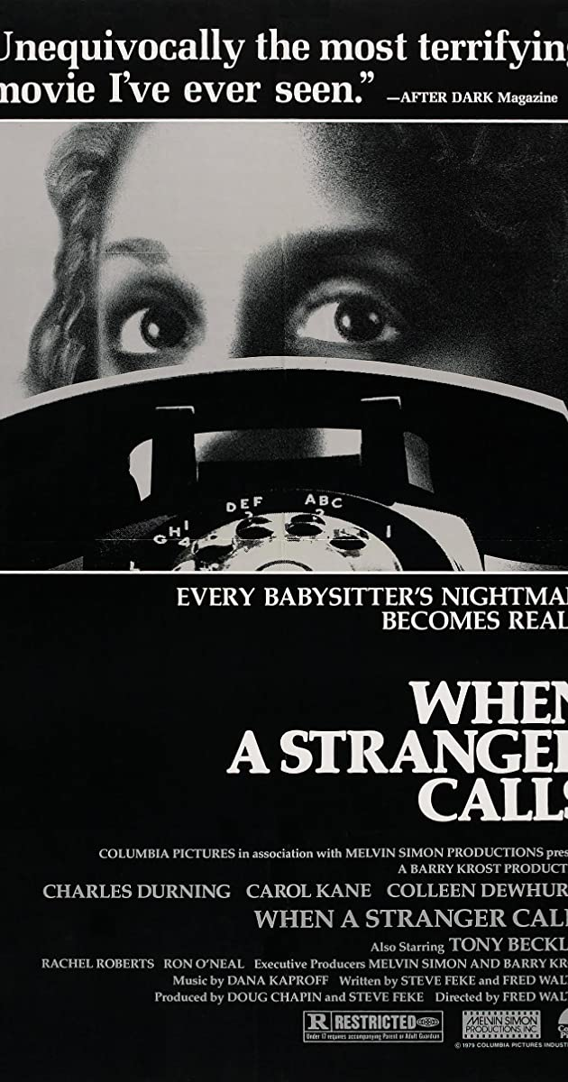 Subtitle of When a Stranger Calls