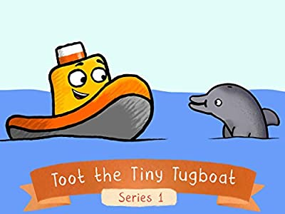 Watch online film movie Toot the Tiny Tugboat - Green Trouble [640x640] [720x320], Ian Carney