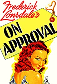 On Approval Poster