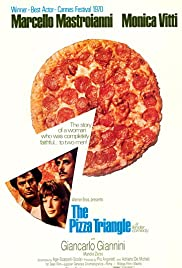 The Pizza Triangle Poster