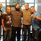 Kevin Nash, Michael E. Sanders, Andrew Hankinson, Kimberly Davis, John Kap, and Paul Lee in Slaw (2017)