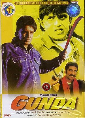 Kanti Shah Gunda Movie