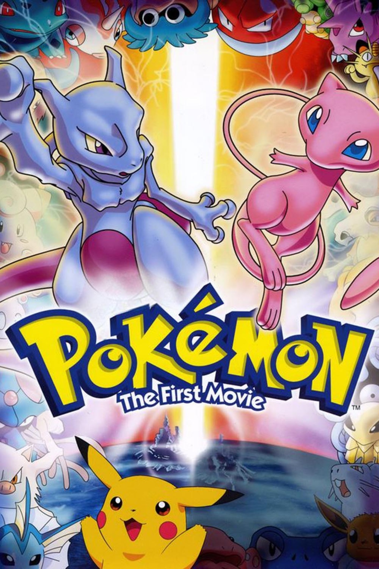 Pokemon The First Movie Mewtwo Strikes Back 1998 Imdb