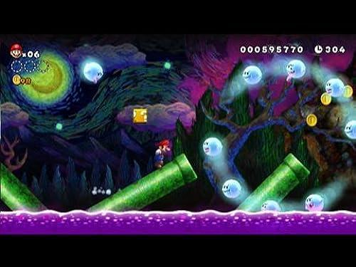 New Super Mario Bros. U (VG)