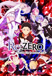 Re: Zero - Starting Life in Another World Poster