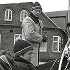 Jan Priiskorn-Schmidt and Poul Reichhardt in Døden kommer til middag (1964)