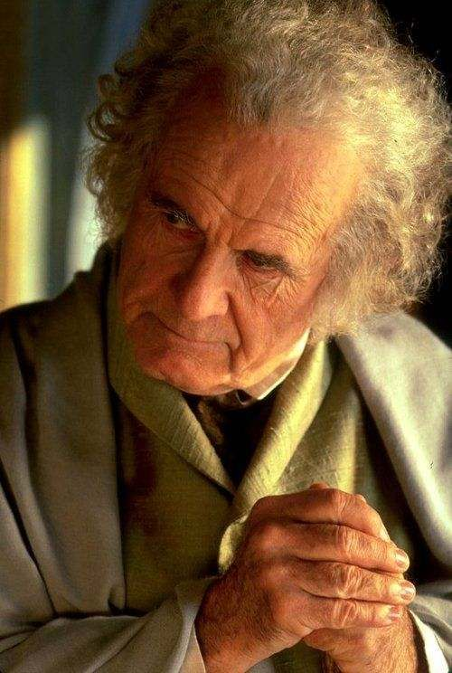 Ian Holm in The Lord of the Rings: The Return of the King (2003)