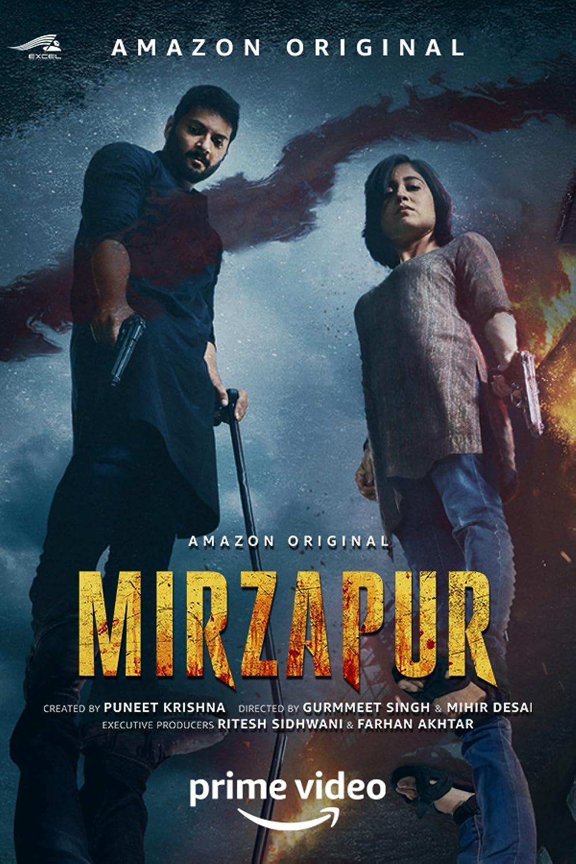 Mirzapur Season 2 poster