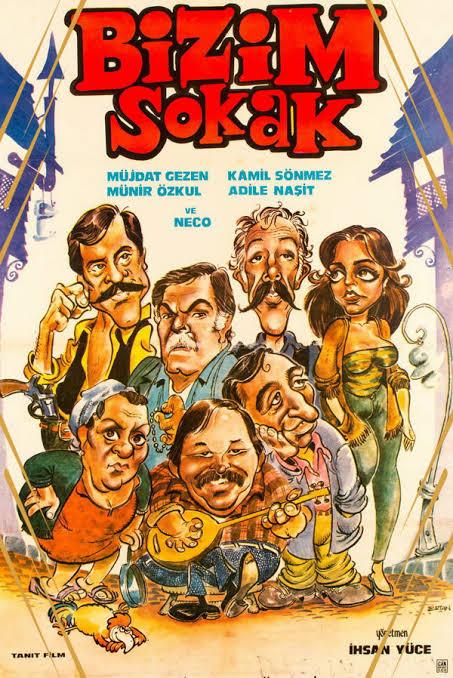 Bizim sokak ((1981))