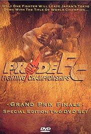 Pride Grand Prix Finals Poster