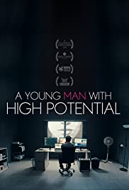 A Young Man with High Potential Poster