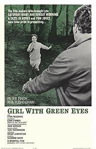 Girl with Green Eyes UK