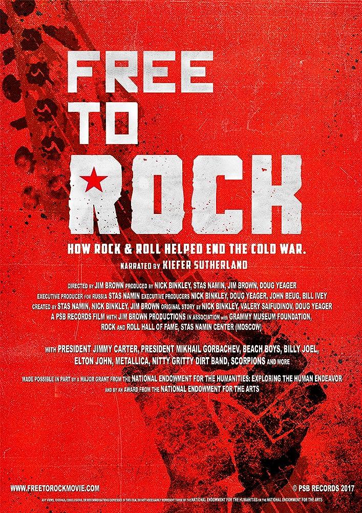 Free to Rock (2017)