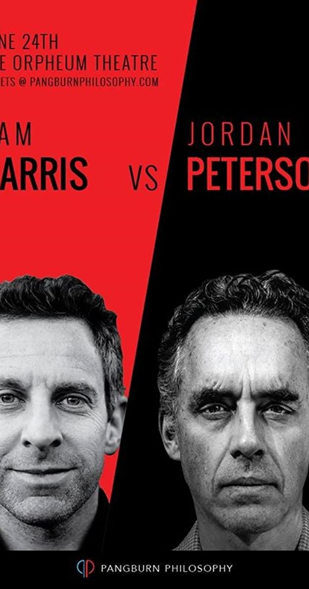 Download Sam Harris & Jordan Peterson: Pangburn Philosophy or watch streaming online complete episodes of  Season1 in HD 720p 1080p using torrent
