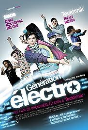 Génération Electro Poster