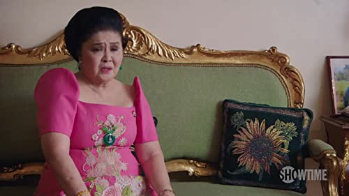 A documentary centering on the controversial political career of Imelda Marcos, the former first lady of the Philippines whose behind-the-scenes influence of her husband Ferdinand's presidency rocketed her to the global political stage.