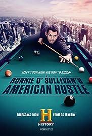 Ronnie O'Sullivan's American Hustle Poster