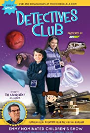 Detectives Club Poster