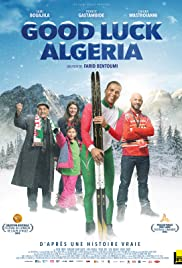 Good Luck Algeria Poster