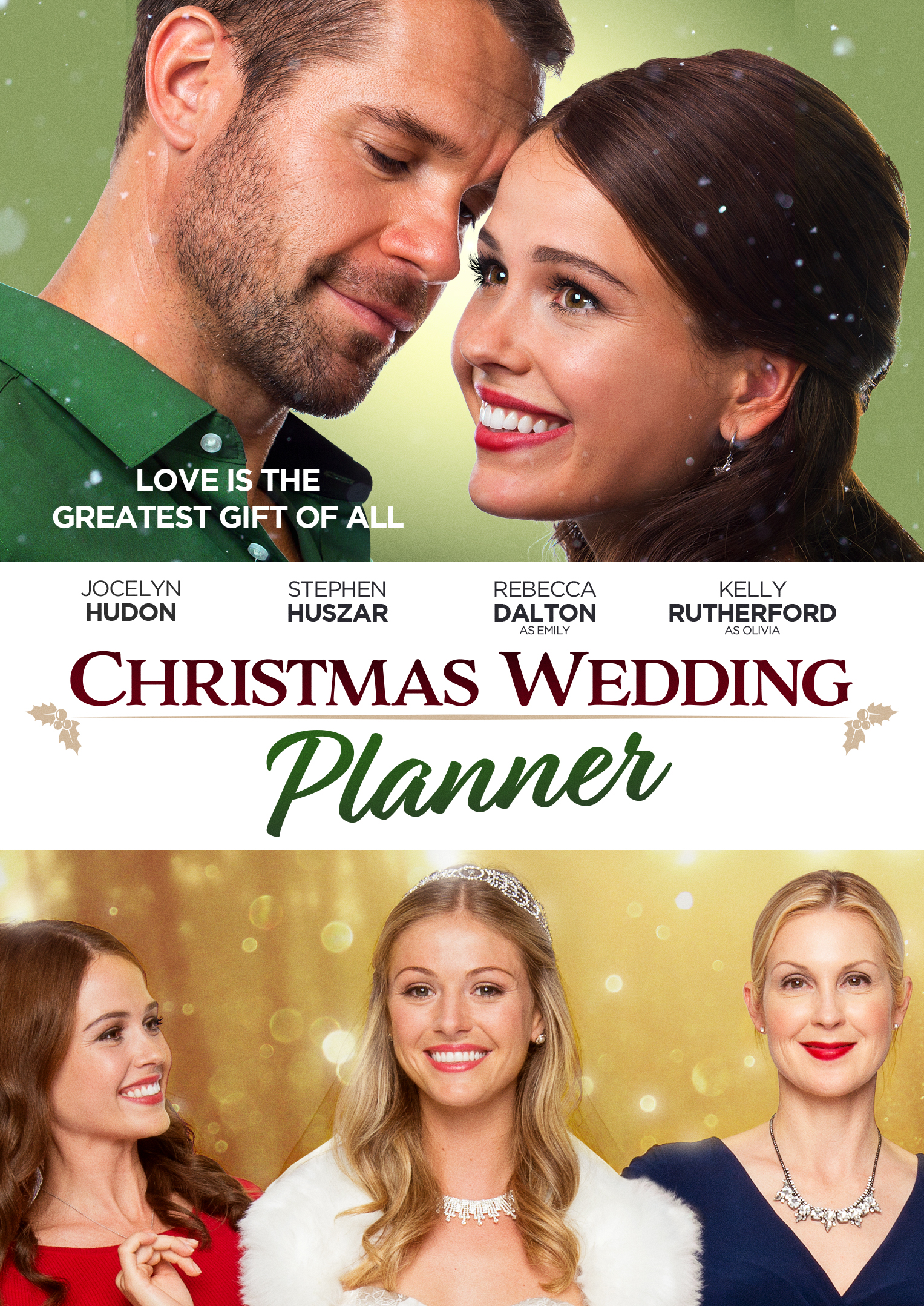 Christmas Wedding Planner (TV Movie 2017) - IMDb