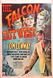 The Falcon Out West (1944) Poster - Movie Forum, Cast, Reviews