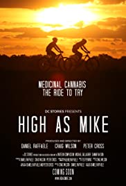 High As Mike Poster