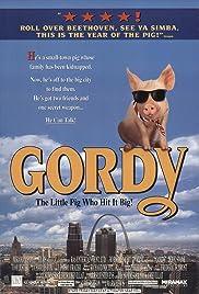 Gordy Poster