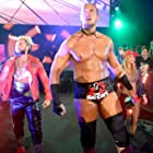 Leah Van Dale, Eric Arndt, and Bill Morrissey in NXT TakeOver: London (2015)
